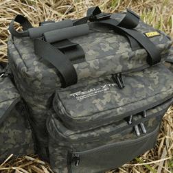 Aufbewahrung und Taschen